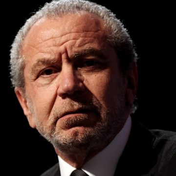 Lord Alan Sugar pays tribute to 'long suffering' brother who has died of coronavirus