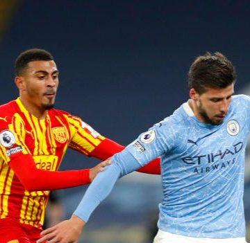Man City vs West Brom LIVE: Team news and latest build-up tonight
