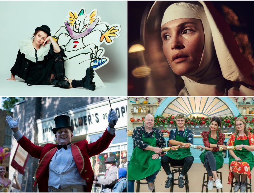 Christmas TV guide: What to watch, from Doctor Who to The Great Christmas Bake Off