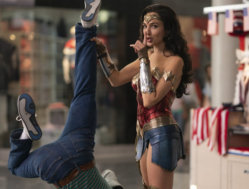 Wonder Woman 1984 review: DC's latest is a piece of hopeful, uncynical filmmaking